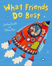 Book Cover for WHAT FRIENDS DO BEST