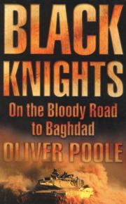 BLACK KNIGHTS by Oliver Poole