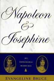 Cover art for NAPOLEON AND JOSEPHINE
