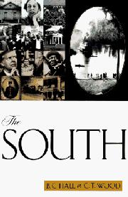 Cover art for THE SOUTH