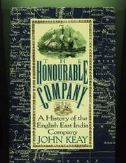 THE HONOURABLE COMPANY by John Keay