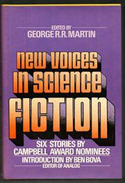NEW VOICES IN SCIENCE FICTION by George R.R. Martin