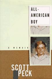 ALL-AMERICAN BOY by Scott Peck