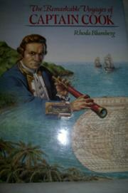 Book Cover for THE REMARKABLE VOYAGES OF CAPTAIN COOK