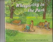 WHISPERING IN THE PARK by Fred Burstein