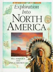 EXPLORATION INTO NORTH AMERICA by Bill Asikinack
