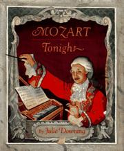 Cover art for MOZART TONIGHT