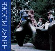 Cover art for HENRY MOORE