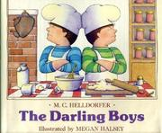 THE DARLING BOYS by M.C. Helldorfer