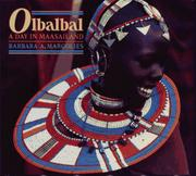 OLBALBAL by Barbara A. Margolies