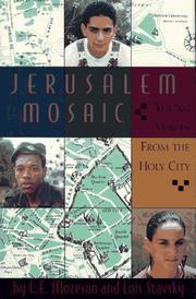 JERUSALEM MOSAIC by I.E. Mozeson