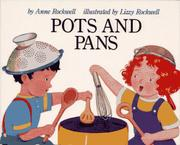 POTS AND PANS by Anne Rockwell