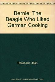 BERNIE by Jean Rossbach