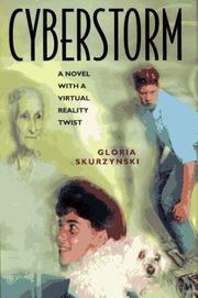 CYBERSTORM by Gloria Skurzynski