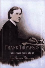 FRANK THOMPSON by Bryna Stevens