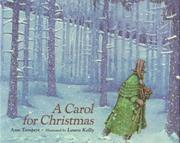 A CAROL FOR CHRISTMAS by Ann Tompert