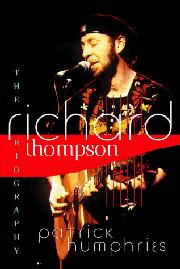 RICHARD THOMPSON by Patrick Humphries
