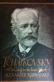 TCHAIKOVSKY by Alexander Poznansky