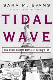 TIDAL WAVE by Sara M. Evans