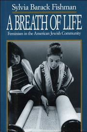 A BREATH OF LIFE by Sylvia Barack Fishman