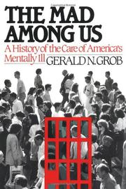Cover art for THE MAD AMONG US