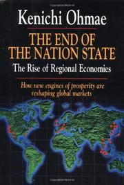 THE END OF THE NATION STATE by Kenichi Ohmae