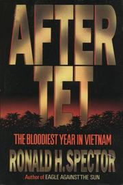 AFTER TET by Ronald H. Spector