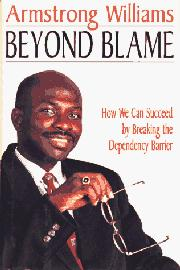 BEYOND BLAME by Armstrong Williams