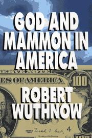 Cover art for GOD AND MAMMON IN AMERICA