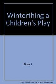 WINTERTHING by Joan Aiken