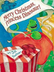 Cover art for MERRY CHRISTMAS, PRINCESS DINOSAUR!