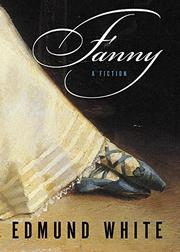 FANNY by Edmund White
