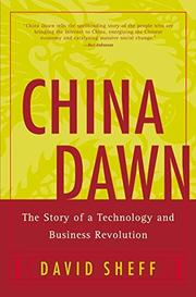 Cover art for CHINA DAWN
