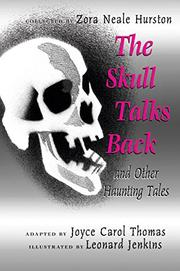 Book Cover for THE SKULL TALKS BACK