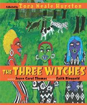 Cover art for THE THREE WITCHES