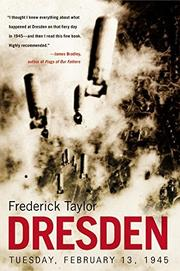 Cover art for DRESDEN