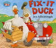 Book Cover for FIX-IT DUCK
