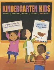 Book Cover for KINDERGARTEN KIDS