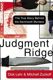 Cover art for JUDGMENT RIDGE