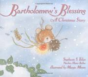 BARTHOLOMEW'S BLESSING by Stephanie S. Tolan