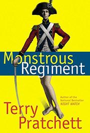 Cover art for MONSTROUS REGIMENT