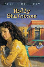 Cover art for HOLLY STARCROSS