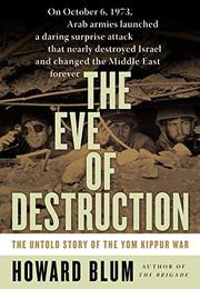 Cover art for THE EVE OF DESTRUCTION