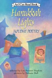 Cover art for HANUKKAH LIGHTS