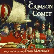 Cover art for THE CRIMSON COMET