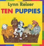 Cover art for TEN PUPPIES