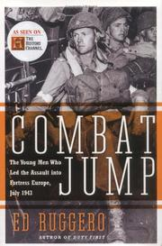 COMBAT JUMP by Ed Ruggero