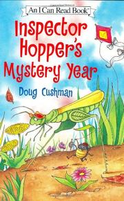 INSPECTOR HOPPER'S MYSTERY YEAR by Doug Cushman