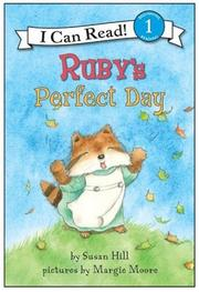 RUBY'S PERFECT DAY by Susan Hill