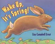 WAKE UP, IT'S SPRING! by Lisa Campbell Ernst